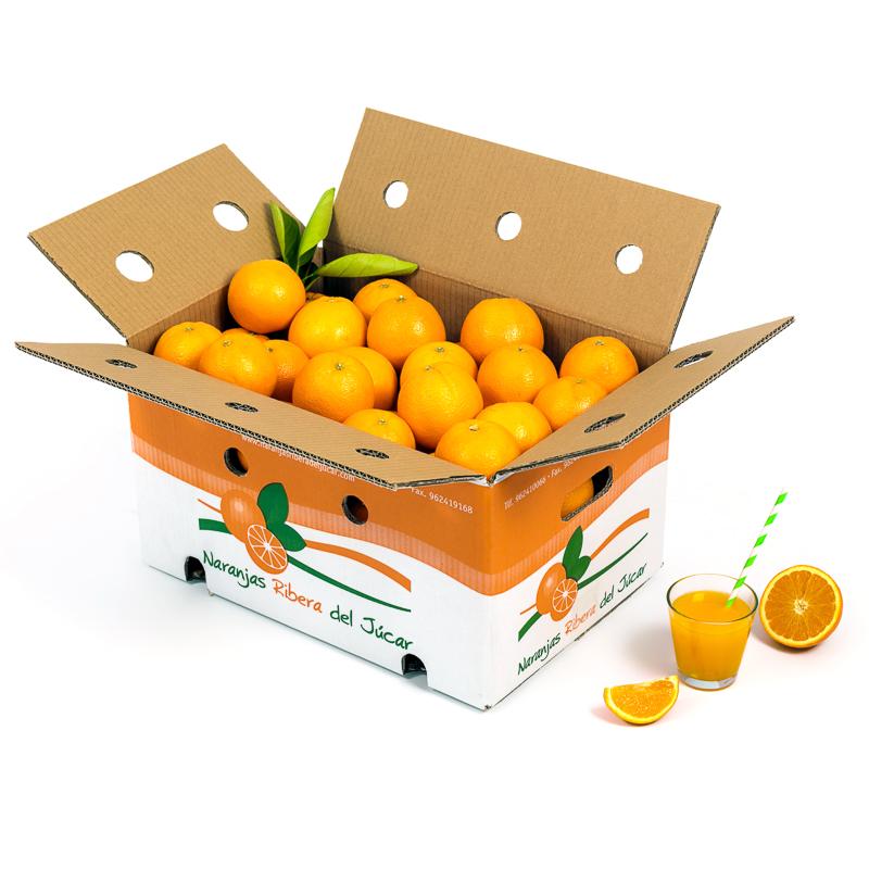 Naranjas Zumo 15 Kg