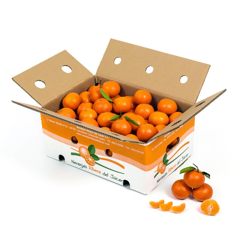 Tangerines 10 Kg
