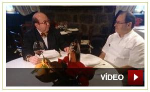El Chef Hilario Arbelaitz recomienda Naranjas Ribera del Júcar